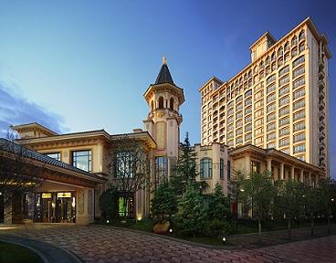扬州新世纪大酒店高清夜视监控系统