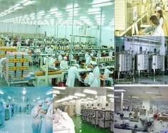 宝应工业园区加工厂行政办公室监控系统布置