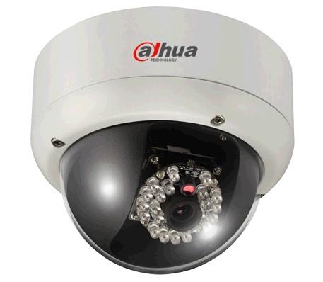 红外防暴半球网络摄像机