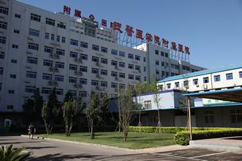 高邮中医院办公大楼视频监控系统案例